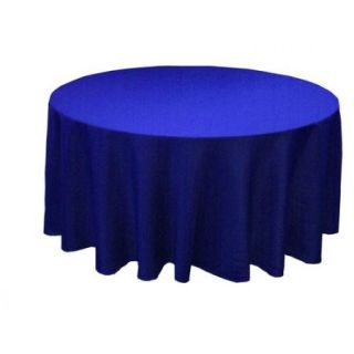 Ya Ya 70 in Round Polyester Tablecloth