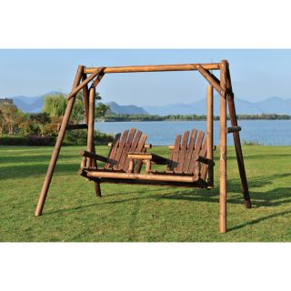 Stonegate Designs Tête-a-Tête Swing — Model# DSL-9085  Swings