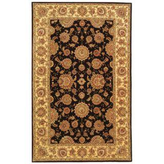 Persian Court Shah Abbasi PC123B Plum / Ivory Oriental Rug