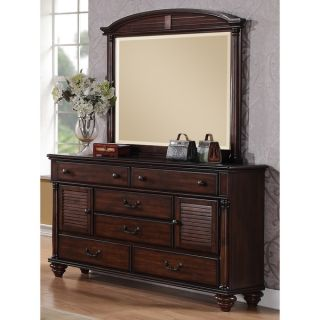 Duval 6 drawer Dresser with Optional Mirror  ™ Shopping