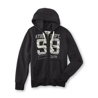 Roebuck & Co. Young Mens Graphic Hoodie Jacket   Clothing, Shoes