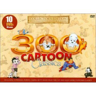 300 Cartoon Classics (10 Discs)