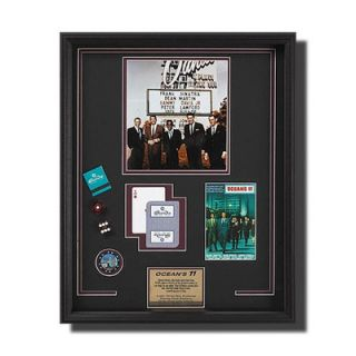 Legendary Art Oceans Eleven Casino Themed Memorabilia