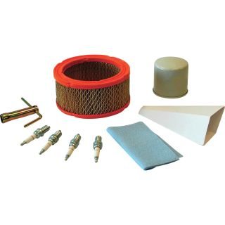Generac Generator Engine Maintenance Kit — For Generators with 4.6L engines, Model# 5659