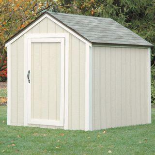 2x4 Basics Peak Roof Shed Kit