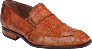 Mens Mauri Amber 4673 Loafer   Cognac Baby Crocodile