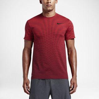 Top de entrenamiento de manga corta para hombre Nike Ultimate Dry