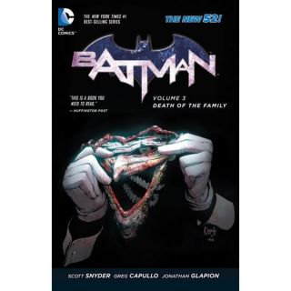 Batman 3: Death of the Family (Paperback)   15641538