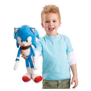 Tomy Sonic 12 Inch Talking Plush Figure   TVs & Electronics   Portable