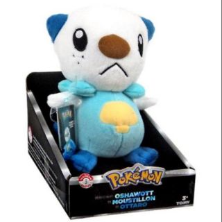 Pokemon TOMY Oshawott Trainer's Choice Plush