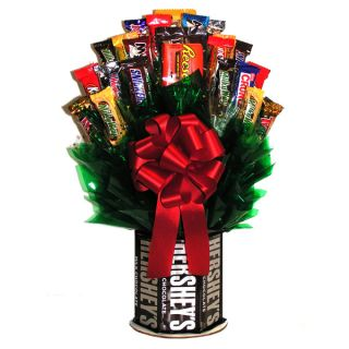 Hersheys(TM) and More Chocolate/Candy Bouquet   15932556