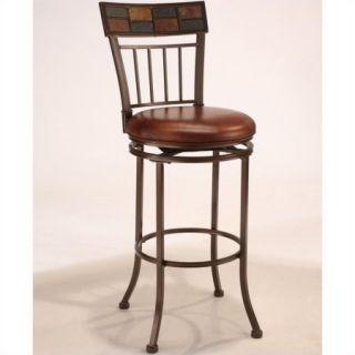 Hillsdale Furniture Montero 30'' Swivel Bar Stool with Cushion