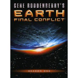 Gene Roddenberry's Earth Final Conflict   Season 1 [5 Discs] [DVD]