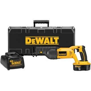 DEWALT 18 Volt XRP Ni Cad Cordless Reciprocating Saw Kit DC385K