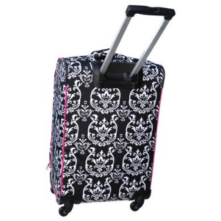 Jenni Chan Damask 360 Quattro Carry on Spinner Upright