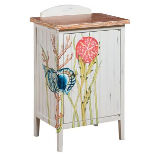 Shoreline Coral Reef Cupboard by Gails Accents