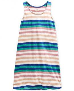Neill Girls Samantha Mixed Stripes Tank Dress   Dresses   Kids
