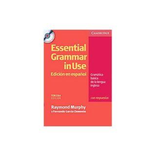 Essential Grammar in Use Edicion en Espanol (Bilingual) (Mixed media