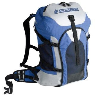 Sage Technical Field Fishing Backpack 9711R 41