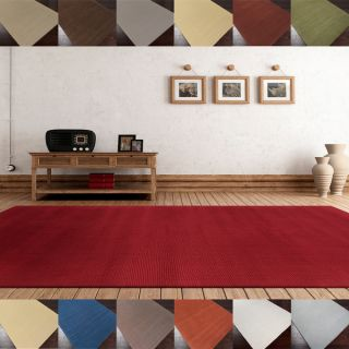 Hand loomed Blakely Casual Wool Area Rug (33 x 53)