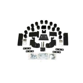 Performance Accessories 60123 3inch Body Lift Kit for 2003 2005 Dodge RAM 1500 2 and 4WD All Gas ENG 2004/2005 05 2500 2WD