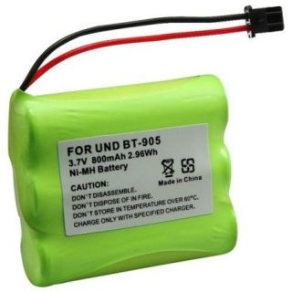Insten Generic for Uniden BT 905 Cordless Phone Ni MH Battery