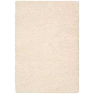 Nourison Amore Cream 3 ft. 11 in. x 5 ft. 11 in. Area Rug 150417