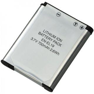 Power2000 ACD 338 Rechargeable Battery for Nikon EN EL19   TVs