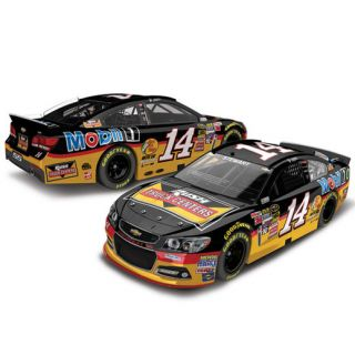 Action Racing Tony Stewart 2015 #14 Rush Truck Centers 1:24 Scale Platinum Die Cast Chevrolet SS