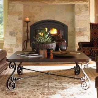 Lexington Fieldale Lodge Blackstone Square Coffee Table