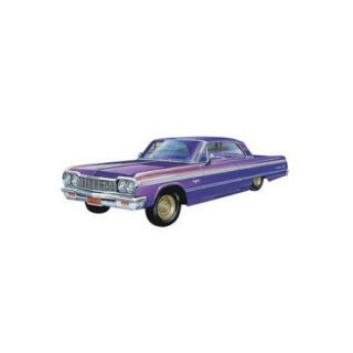 Revell 1:25 Scale '64 Chevy Impala Hardtop Lowrider 2 in 1 Model Kit
