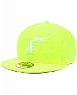 New Era Florida Marlins MLB C Dub 59FIFTY Cap   Sports Fan Shop By