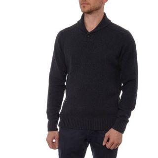 George UK Men's Shawl Collar Sweater