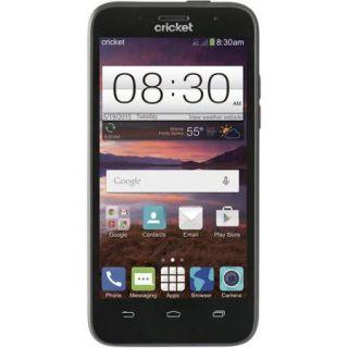Cricket Wireless ZTE Prepaid Fanfare Smartphone