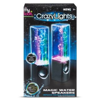 My Look Fashion Lights Dancing Water Speakers
