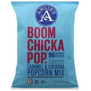 Angie's Boomchickapop Caramel & Cheddar Popcorn Mix, 6 oz, (Pack of 12)