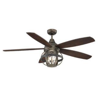 August Grove 52 Betty Jo 5 Blade Ceiling Fan