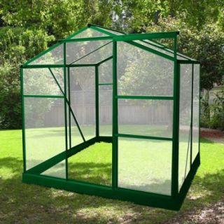 Exaco Bio Star Greenhouse, 6' x 4', Box 1 of 2