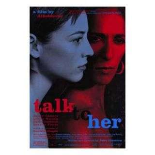 Talk to Her Movie Poster (11 x 17)