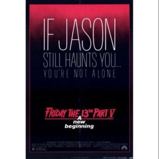 Friday the 13th, Part 5: A New Beginning Movie Poster Print (27 x 40)