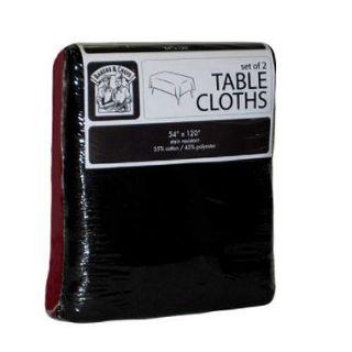 Bakers & Chefs Tablecloths   2 pk.