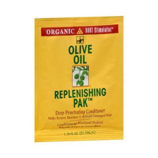 Organic Root Stimulator Olive Oil Replenishing Pak Conditioner, 1.75 fl oz