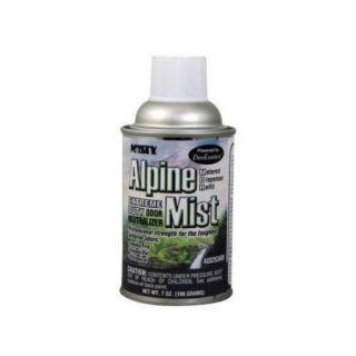Metered Odor Neutralizer Refills, Alpine Mist, 7oz, Aerosol AMRA26312