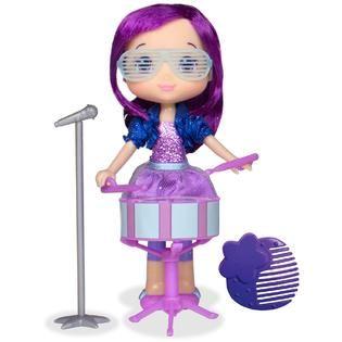 Strawberry Shortcake Sweet Beats 6 Doll   Plum Pudding   Toys & Games
