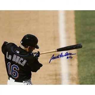 Steiner Sports Paul LoDuca Batting Autographed 8x10 Photograph   6190412