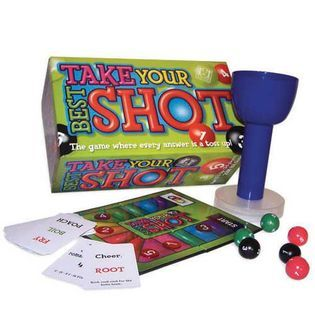 Games Take Your Best Shot   Toys & Games   Family & Board Games