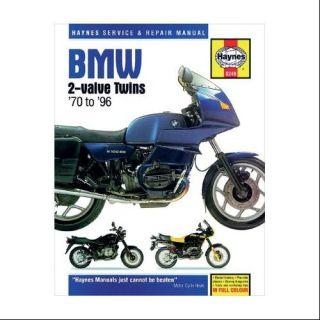 Haynes Repair/Service Manual 249 Fits 1987 BMW R100RS