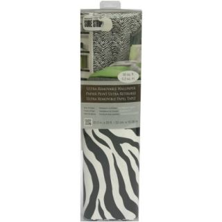 Sure Strip Zebra Wallpaper