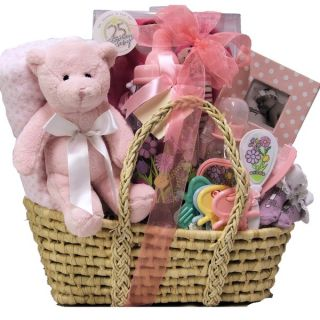 Great Arrivals Baby Girl Essentials Gift Basket   Shopping