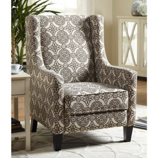 Simple Living Clara Wing Accent Chair   18864051